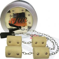 Jac Products Double 65mm Fire Poi